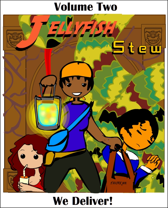 Jellyfish Stew, Volume 2